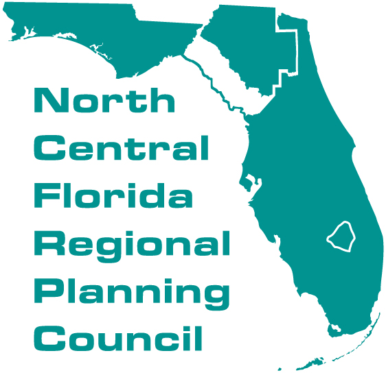 Map Of North Central Florida.North Central Florida Regional Planning Council